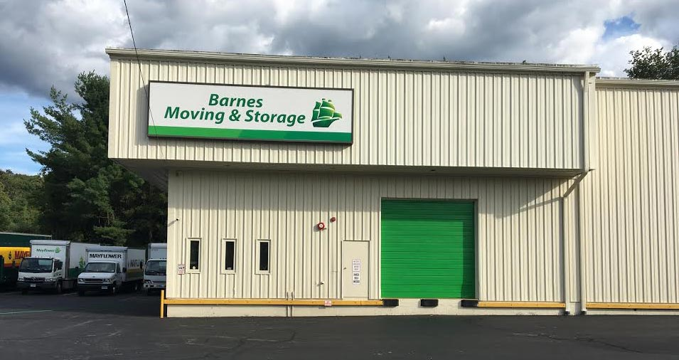 Storage Company Mystic Ct Barnes Moving And Storage